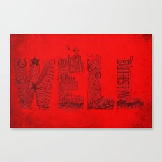 Wishing Well  Canvas Print