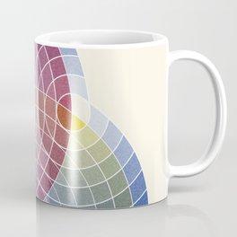 Charles Lacouture's Trilobe synoptique re-make 1890 Coffee Mug