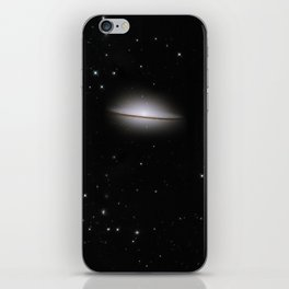 Sombrero Galaxy  iPhone Skin
