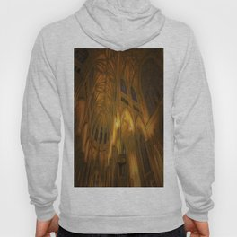 Cathedral Golden Light Hoody