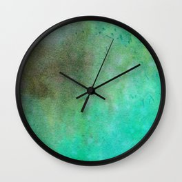 Abstract No. 158 Wall Clock
