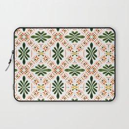 Andalusian mosaic pattern Laptop Sleeve