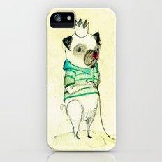 Pug love Slim Case iPhone (5, 5s)