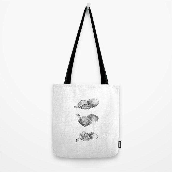 Bivalvia serie 2 Tote Bag