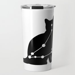 capricorn cat Travel Mug