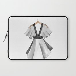 Kimono dress design Laptop Sleeve