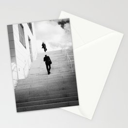 Climbing Higher Stationery Cards
