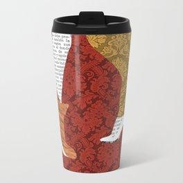 fashion week Metal Travel Mug
