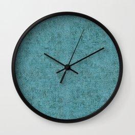 FREITAG LIEBE EATH LOVE GREEN Wall Clock
