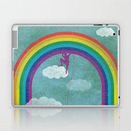 al settimo cielo Laptop & iPad Skin