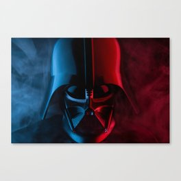 The Conflict Canvas Print