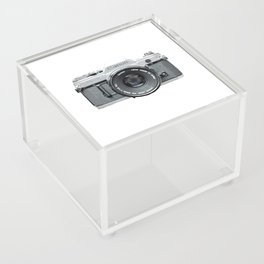 Vintage Camera Phone Acrylic Box