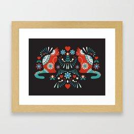 dalakatt Framed Art Print