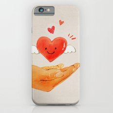 Love in your hand Slim Case iPhone 6s