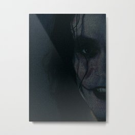 The Crow Screenplay Print Metal Print