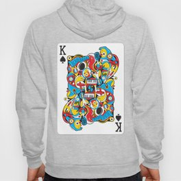 King Of Spades Hoody