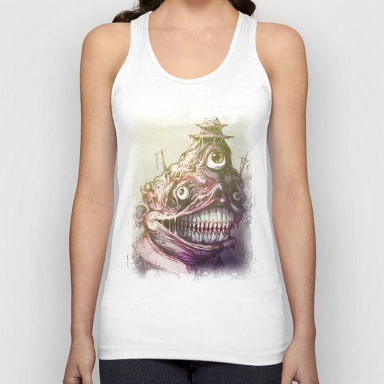 """""""Holy One"""" Unisex Tank Top"""