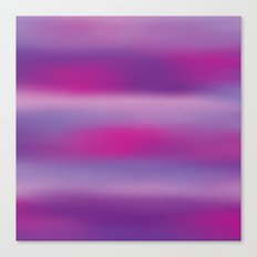 Purple Mist. Canvas Print