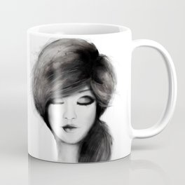 girl /Agat/  Coffee Mug