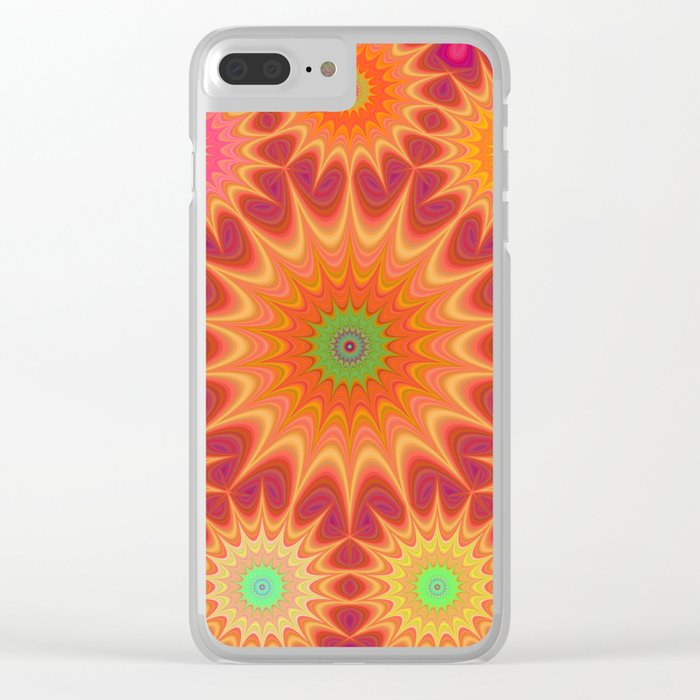 Children of the Sun Clear iPhone Case