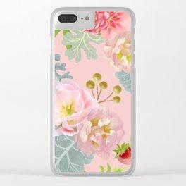 Sweet as Sugar Clear iPhone Case