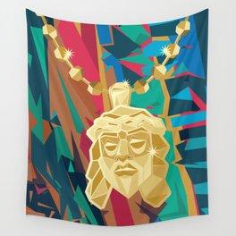 Jesus Piece BYJC© Wall Tapestry