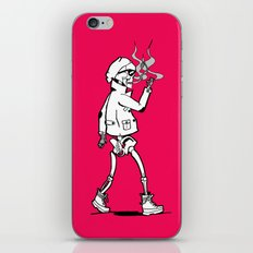 Dead, before it was cool iPhone & iPod Skin