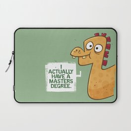Masters Degree Laptop Sleeve