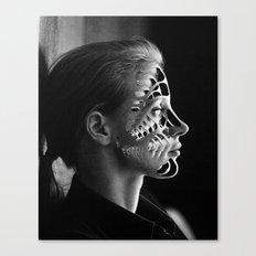 Reversion (2017) Canvas Print