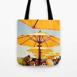Bar Harbor Inn, Maine Tote Bag