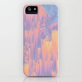 Chillhop Beats - Abstract Pixel Art iPhone Case