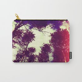 There is a pleasure in the pathless woods... Carry-All Pouch