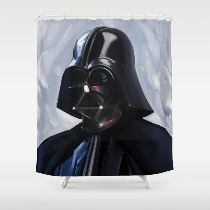 Darth Vader Shower Curtain By Bradcollins