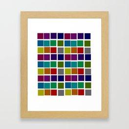 Troll Colors Framed Art Print