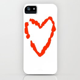 What Becomes of the Broken Hearted? iPhone Case