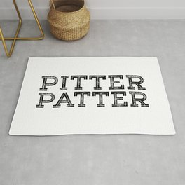 PITTER PATTER Rug