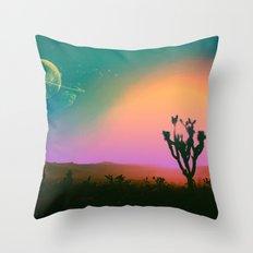 Something Beautiful Throw Pillow
