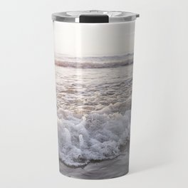 Beach Art Travel Mug