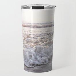 Beach Art Travel Mug