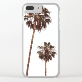 Brownies Clear iPhone Case