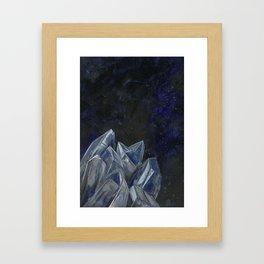 The Earth Warrior Framed Art Print