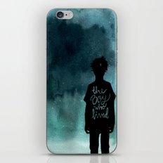 the boy iPhone & iPod Skin