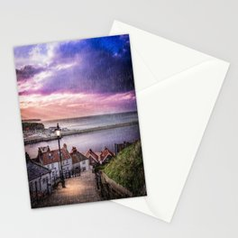 Mind Your Step Stationery Cards