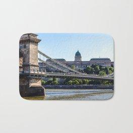 Széchenyi Chain Bridge Bath Mat
