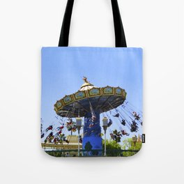 Silly Symphony Swings I Tote Bag