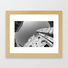 Florence Duomo Framed Art Print