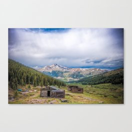 High Dynamic Range Imagery {HDR} Canvas Print
