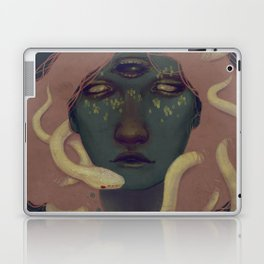 of witches and pets Laptop & iPad Skin