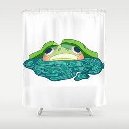 FROWG 8 Shower Curtain