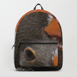 Happy Thanksgiving Pilgrims Backpack